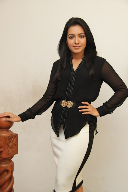Tollywood Actress Catherine Tresa Latest Cute Pics Navel Queens
