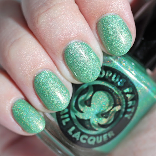 Octopus Party Nail Lacquer Kodachrome