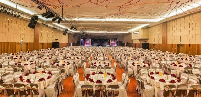 can cater for grand wedding many tables