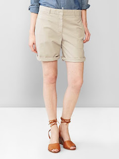 Model Celana Roll up Shorts