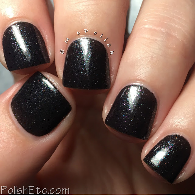 KBShimmer - Winter 2016 Collection - McPolish - Soot and Ladders