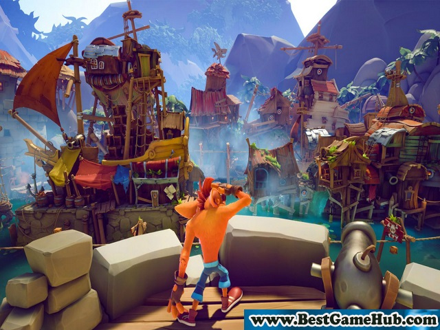 Crash Bandicoot 4 Its About Time Steam Games Free Download