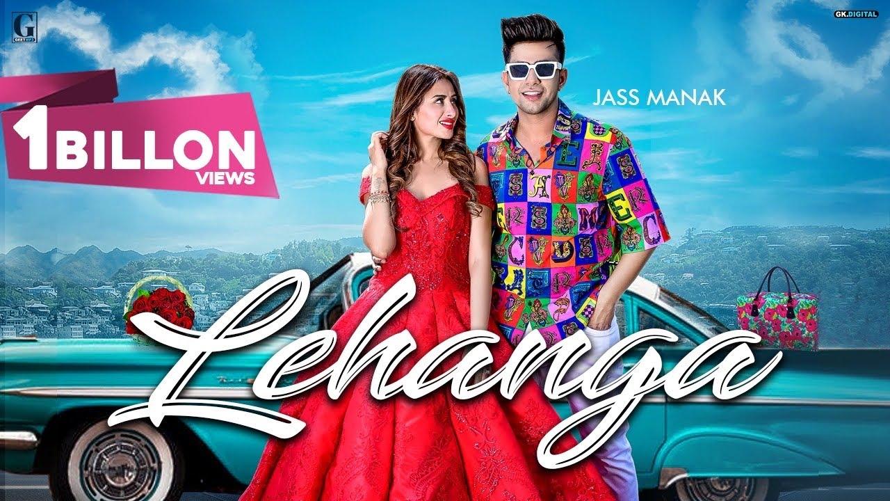 lehanga-song-hindi-lyrics-jass-manak