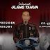 Jokowi Ulang Tahun, JK dan Istri Kirim Anggrek Bulan dari Kebun Sendiri