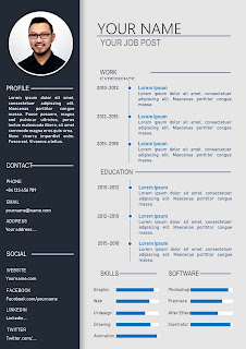 free resume templates word download 2021
