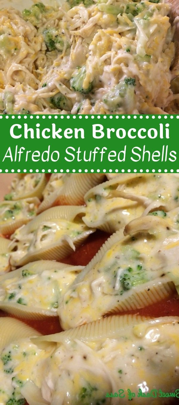 Chicken Broccoli Alfredo Stuffed Shells | Dinner Recipes Healthy, Dinner Recipes Easy, Dinner Recipes For Family, Dinner Recipes Vegan, Dinner Recipes Crockpot, Dinner Recipes Chicken, Dinner Recipes With Ground Beef, Dinner Recipes Vegetarian, Dinner Recipes Pasta, Dinner Recipes Keto, Dinner Recipes Pork, Dinner Recipes Low Carb, Dinner Recipes Weeknight, Dinner Recipes Simple, Dinner Recipes Best, Dinner Recipes Delicious, Dinner Recipes Casserole. #Chicken #Dinner #Alfredo #Dinnerrecipes