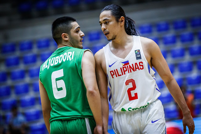 WATCH: List of Highlights Gilas Pilipinas vs Iraq FIBA Asia Cup 2017