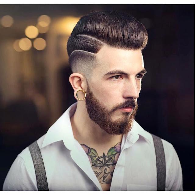 coiffure homme tendance 2016