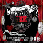 The Mad Circus 2 (Evil Bunny Productions) Second Life Event