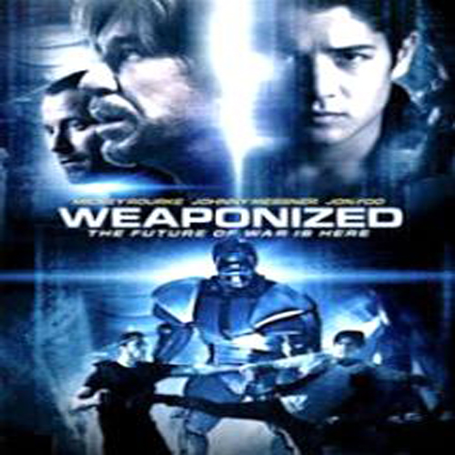 Weaponized Poster Film