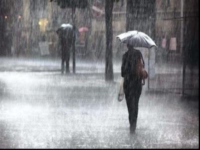 هيئة الارصاد الجوية, تسقاط الأمطار,