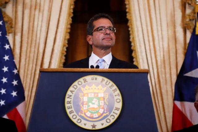 Gobernador Puerto Rico insta a no bajar la guardia en lucha contra covid-19