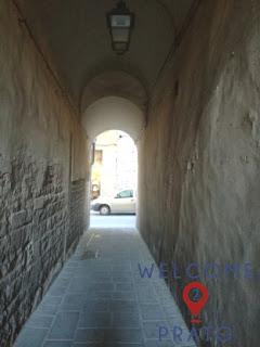 Foto del Vicolo dei Gherardacci