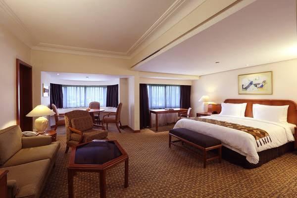 Hotel di Dekat Tugu Tani