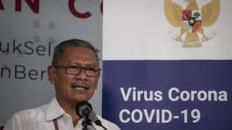 Per 1 April, Kasus Positif Corona di Indonesia Capai 1.677