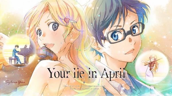 Shigatsu wa Kimi no Uso - Tháng tư là lời nói dối của em (2014)