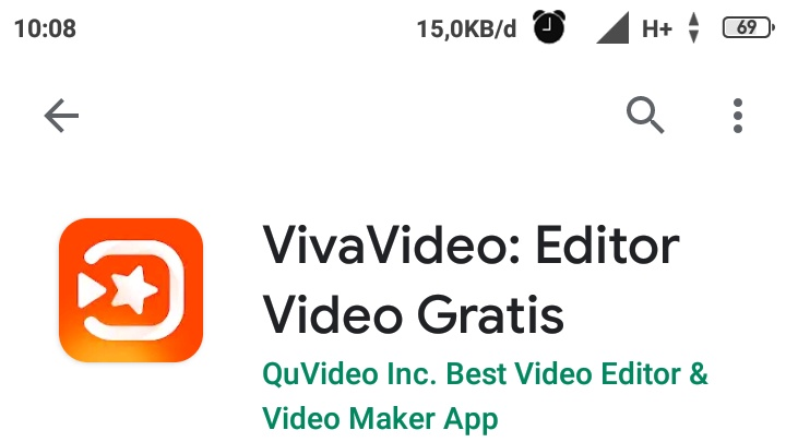 Aplikasi edit foto jadi video PC
