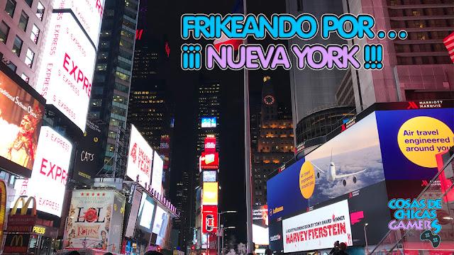 tiendas frikis de new york
