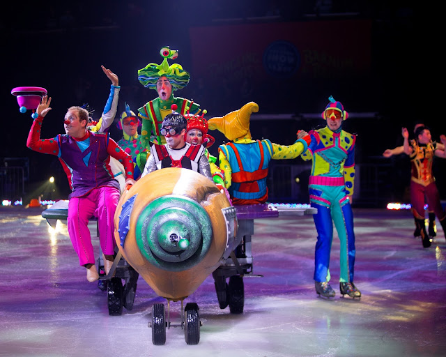 Ringling Bros. and Barnum & Bailey present #OutOfThisWorld Clown Alley
