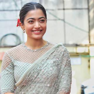 rashmika mandanna without makeup