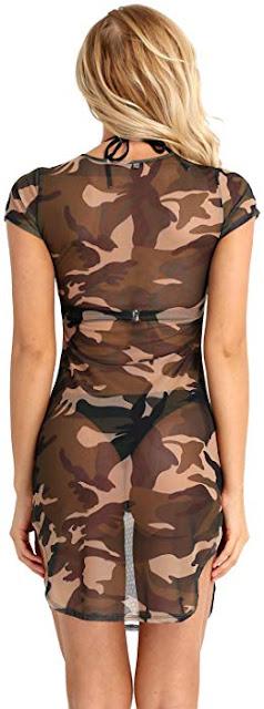 فساتين القصيرة | لانجري 2019 | Short dresses lingerie  مارينز