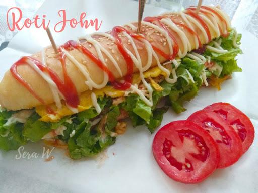 resep roti john