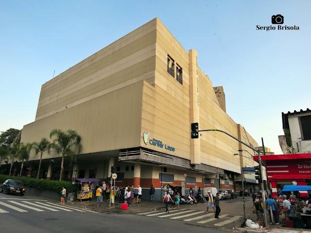 Vista ampla do Shopping Center Lapa - Lapa - São Paulo