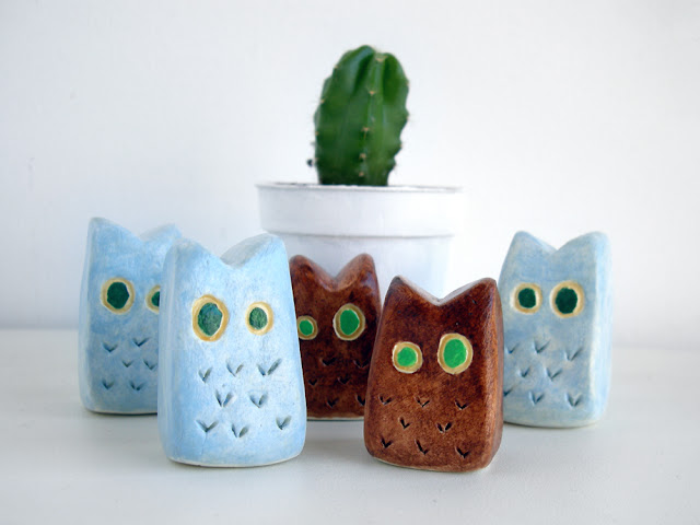 cute owl decor