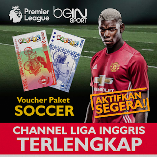 voucher paket soccer matrix