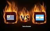 كورة ستار مشاهدة مباراة الأرجنتين وأوروجواي بث مباشر اون لاين لايف 18-06-2021 كوبا أمريكا 2021