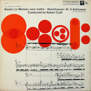 Karlheinz Stockhausen, Pierre Boulez, New Directions in Music