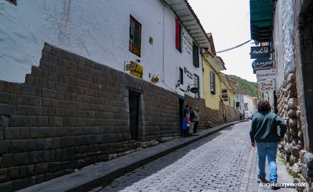 Vizinhança do Hotel La Casona de Rimacpampa, Cusco