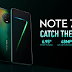 Get the Infinix Note 7 today! Available exclusively on Shopee.