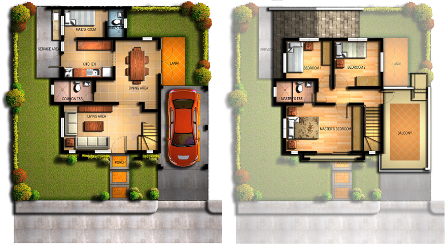 Sample House Designs And Floor Plans talentneeds – Sample Floor Plans For Houses Philippines