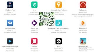 تطبيقات بلاس ++ Tweaked Apps