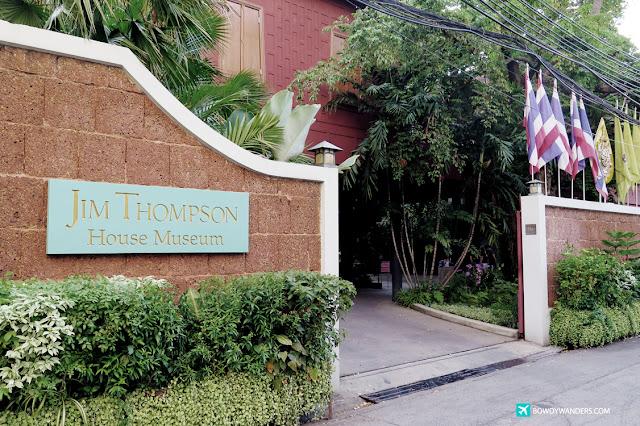 Bowdywanders Com Jimmy Thompson House Museum Bangkok S Best Kept