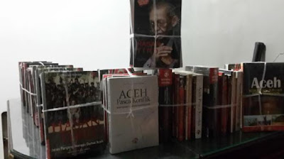 Kumpulan Buku tentang Aceh