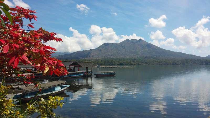 Danau di Bali