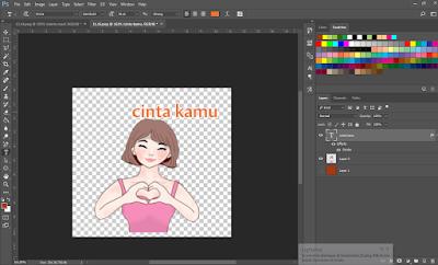 Cara Membuat Stiker Custom Line