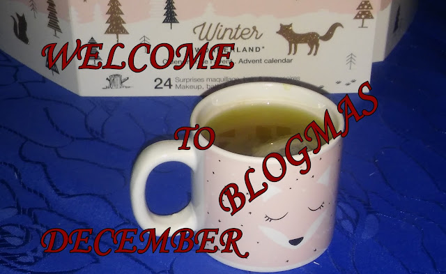 WELCOME TO DECEMBER WELCOME TO BLOGMAS