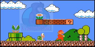 تنزيل لعبة سوبر ماريو للكمبيوتر Super Mario Bros مضغوطة بحجم خفيف