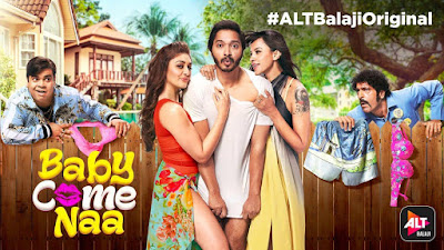 Baby Come Naa 2018 Hindi Complete WEB Series 720p HEVC world4ufree.vip, Baby Come Naa 720p hdrip bluray 700mb free download or watch online at world4ufree.vip