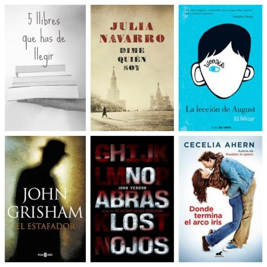 llibres lectura recomanacions maguiandmi