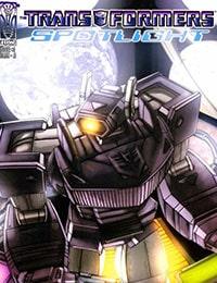 The Transformers Spotlight: Shockwave