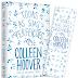 Todas as suas Imperfeições de Collen Hoover @editorarecord  - Em agosto