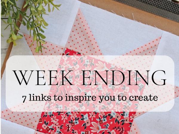 Week Ending - January 12