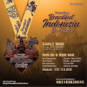 Virtual Race Beautiful Indonesia – Java Series • 2021