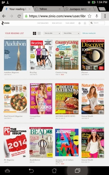 magazines – East Central Regional Library