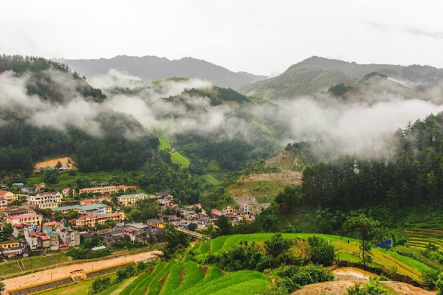 Explore the wild beauty of Sin Ho plateau - the second Sapa 1