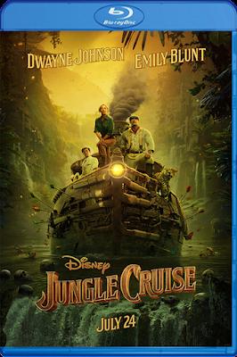 Jungle Cruise [2021] [Custom – BD25] [Latino]